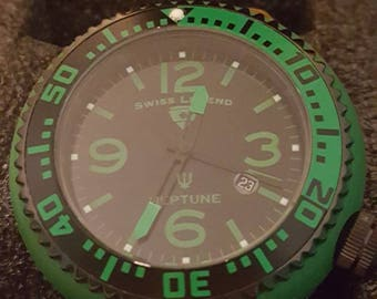 Invicta Men's Green Expedition Watch