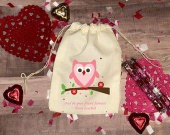 Valentine Favors, Classroom Favors, 5 count