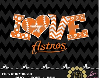 Houston Astros baseball svg,png,dxf,cricut,silhouette,jersey,shirt,proud,texas,birthday,invitation,sports,cut,champions 2017,softball,dallas