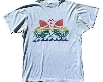 Vintage Original Malibu Womens T-shirt