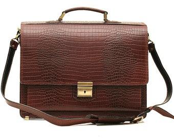Brown leather laptop messenger men leather messenger women leather laptop crossbody men leather briefcase women brown leather messenger men