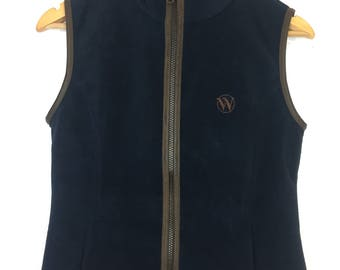 Mens Wardfield Fleece Gilet
