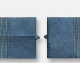 IPAD Bag with Batik Linen Fabric- classical Unique design