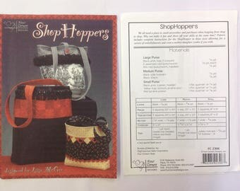 Four Corners Shop Hoppers Pattern