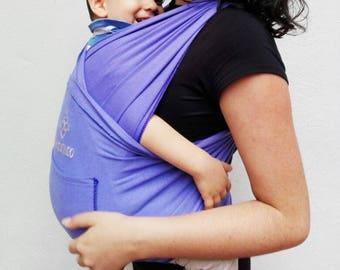 Ergonomic scarves Kangutingo Lilac Color