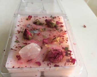Fairy floss vegan  crystal melts