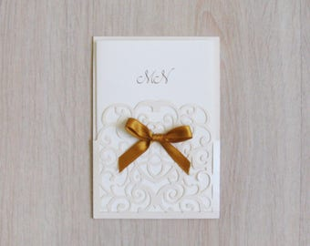 Elegant Wedding participation-Vesta