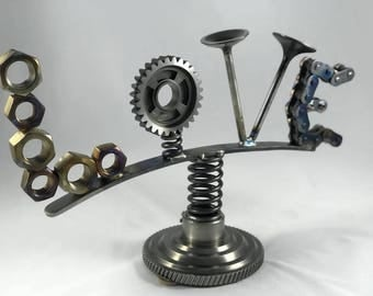 Love Metal Art