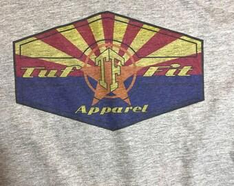 Arizona TufFit Logo shirt