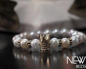 New Lyfe Crown Bracelet