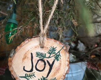 Pine for Joy Christmas Ornament-SOLD OUT