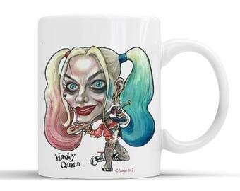 Harley Quinn Cerimic Mug.