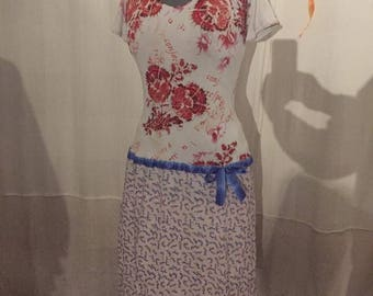 """Summer dress in the style of """"Miss Fishers Murder Mysteries"""", Prohibition, 20 ger years"""