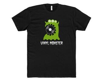 MenS Vinyl Monster