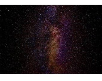Landscape Photography - So Tiny Yet So Big, Astro Photography, Stars, Galaxy, Space, Prints, Canvas