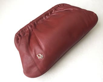 RESERVED *do not purchase* Authentic Christian Dior Clutch