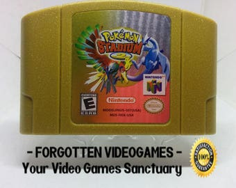 Pokemon Stadium 2 - N64 Nintendo 64