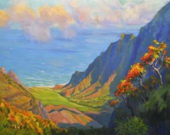Kalalau Valley Ohia, Kauai