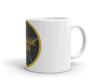 Millionaire design Mug cup