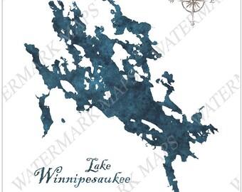 Lake Winnipesaukee Prints
