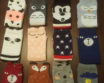 Socks Leg Warmers 2 -6