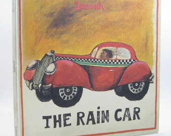 Raincar (Illustrated childrens book by Janosch )1978