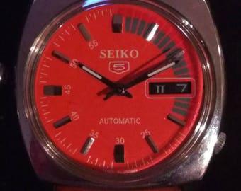 Retro Seiko Automatic watch