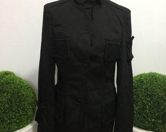 Versace woman jacket jaket coat Jacke Chaqueta