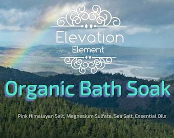 Organic Bath Soak