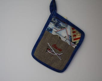 Cessna aircraft Pot Holder