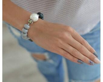 Bracelet, minimalist Jewelry