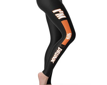 Leggings For Women Sports I'm 98% Drunk Women's Leggings