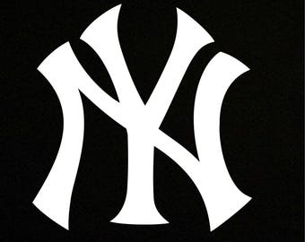 NY Yankees Sticker Decal