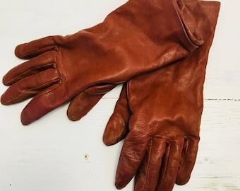 Vintage Lambskin Gloves
