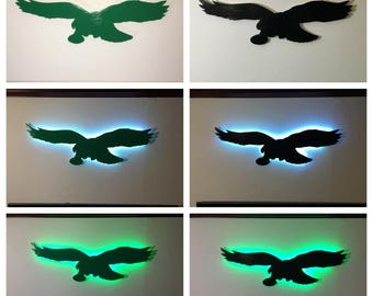 Hand made Eagles sign