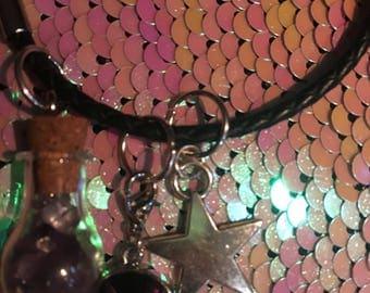 SU Inspired Amethyst Bracelet