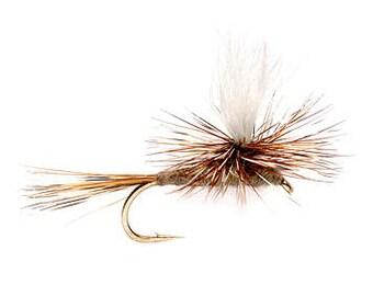 Parachute Adams (Dry Fly) Hook sizes 12, 14, 16