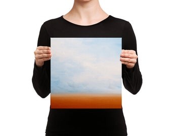 Calm Serenity Canvas