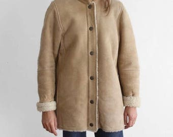 Vintage Shearling Jacket