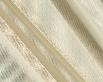 Katie CHAMPAGNE English Netting Fabric by the Yard - 10067