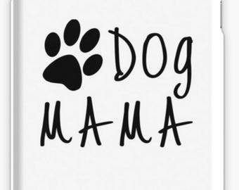 Dog Mama iphone Case