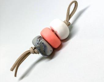 Polymer Clay Keychain