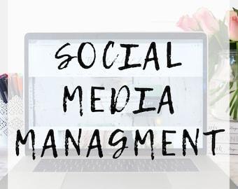 Instagram Posts, Instagram Manager, Instagram Business, Social Media Management