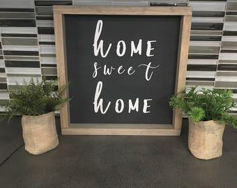 Farm House Wood Sign