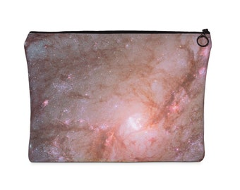 Space Celestial Carry All Pouch  Flat