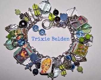 TRIXIE BELDEN Mystery Charm Bracelet