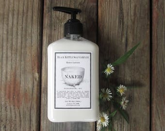 NAKED Unscented Body Lotion