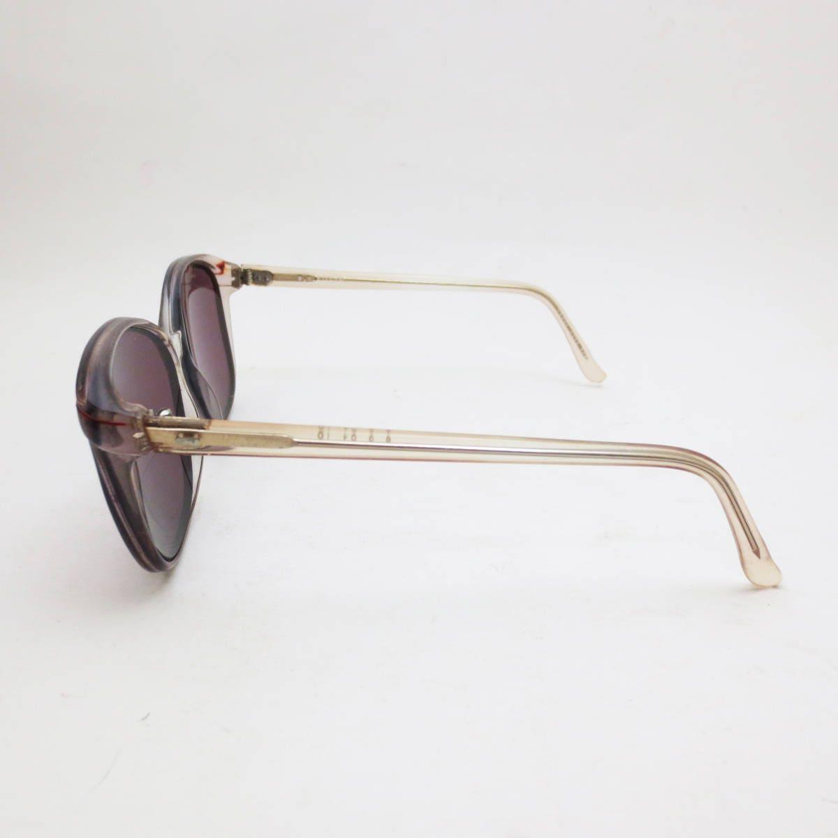Vintage 80\'s Sunglasses Prescription Eyeglasses Clear Acrylic ...