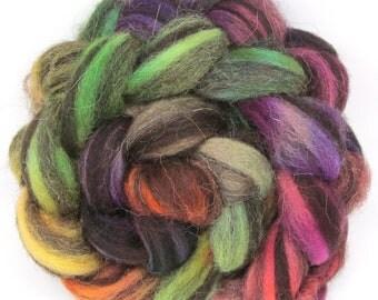 Jacob Humbug Kettle Dyed Wool Top JHT65  100g - 3.5oz