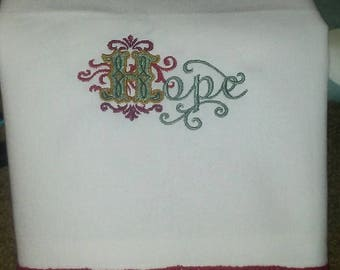Hope Cotton Tea Towel